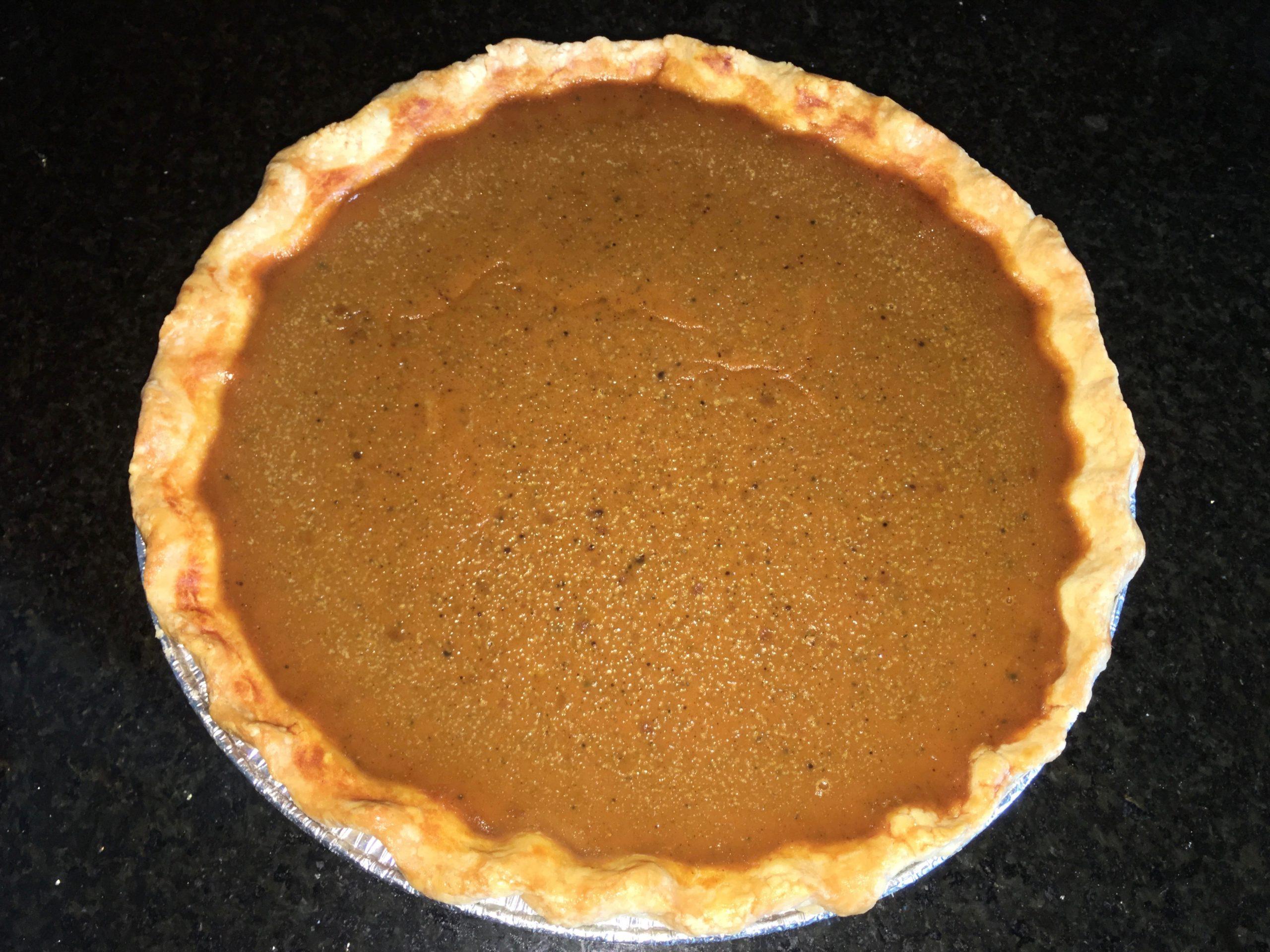Pumpkin Pie - HANS AUSTRALIAN FOODS